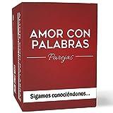 AMOR CON PALABRAS - Parejas - Sigamos conociéndonos ❤️ Juegos de Mesa para Dos...