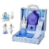 Hasbro Disney Frozen Ahtohallan - Juego de 2 Figuras de Ahallan con asa, Incluye 2...