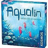 Thames & Kosmos Aqualin | Hermoso juego de mesa de estrategia para 2 jugadores |...