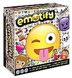 Diset - Emotify, Juego de mesa familiar a partir de 10 años