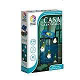 Games-SG433ES Smart Games-La casa de los fantasmas, educativos, juegos ingenio,...