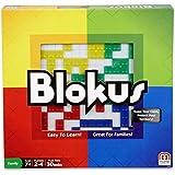 Mattel - Juegos Blokus Refresh, juego de estrategia para niños +7 años (Mattel...