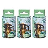 Disney Raya and The Last Dragon Surprise - Caja de 3 Unidades, 3 muñecas y 6...