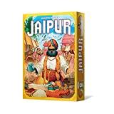 Space Cowboys- Jaipur – Un Juego de Comercio y Cartas para Dos Jugadores, Color...