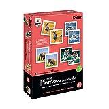 Diset - Memo Photo Animals - Juego educativo de memoria visual para niños a partir...