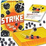 Ravensburger Strike Dice game - Versión española, Family Game, 2-5 Jugadores, Edad...