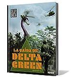 La caída de Delta Green - Juego de rol en Español