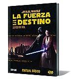 Fantasy Flight Games- Star Wars: La Fuerza y el Destino - Español, Multicolor...