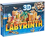 Ravensburger 26113 Labyrinth 3D, Versión Española, Juego de Mesa para Niños y...
