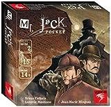 Asmodee-Halloween Mr Jack Pocket-Español, Color One Colour, Talla Única MRJ04ML