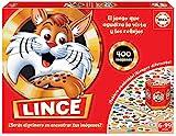 Educa - Lince-Edición Familia Juego de Mesa, Multicolor, 400 imágenes (16146)