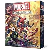 Fantasy Flight Games-Marvel Champions: El juego de cartas, color mc01es ,...