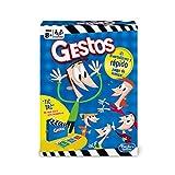 Hasbro Gaming-Gestos Juego de Mesa, multicolor (B0638105)