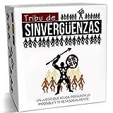 TRIBU DE SINVERGÜENZAS - Juego de Mesa para Fiestas y Risas con amig@s - Juego de...