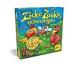 noris Zoch Zicke Zacke Hühnerkacke - Juego de Tablero (297 x 72 x 295 mm, 29,7 cm,...
