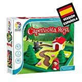 Games-SG021ES Smart Games Caperucita Roja Deluxe, Miscelanea (Lúdilo SG021ES)