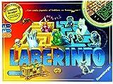 Ravensburger Laberinto Magico Glow In The Dark, Juego de mesa, 2-4 Jugadores, Edad...