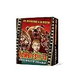 Asmodee - Zombies!!! 12, Zoológico zombie Juego de Mesa, (Edge Entertainment...