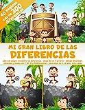 Mi Gran Libro de las Diferencias - 40 páginas - más de 300 diferencias - Libro de...