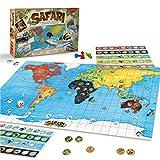 Safari, el Juego de los Animales. Juego de Mesa de Estrategia y Aprendizaje de...