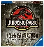 Ravensburger 269884 Jurassic Park Danger, Juego de Mesa, 2-5 Jugadores, Edad...