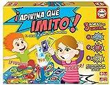 Educa - Adivina Que Imito Juego de Mesa Familiar de mímica, a Partir de 6 años,...