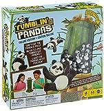 Mattel Games Pandas locos, juego de mesa de habilidad para niños +5 años (Mattel...