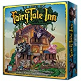 Edge Entertainment - Fairy Tale Inn Juego de Mesa en Castellano (Asmodee CMNFTI01ML)