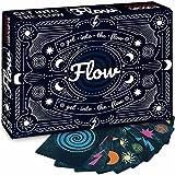 Juego de cartas Flow - El juego de fiesta para los adictos a la adrenalina en la...