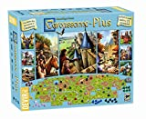 Carcassonne: Juego Básico y 11 Expansiones Esenciales