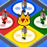 Juegos de mesa para 4 jugadores: Juego de ludo 2, 3, 4 Juegos 3D multijugador