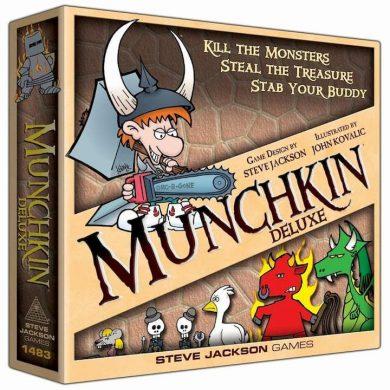 caja del munchkin