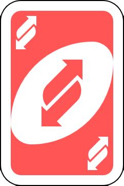 carta de flechas uno png