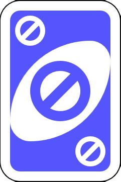 carta prohibido uno png