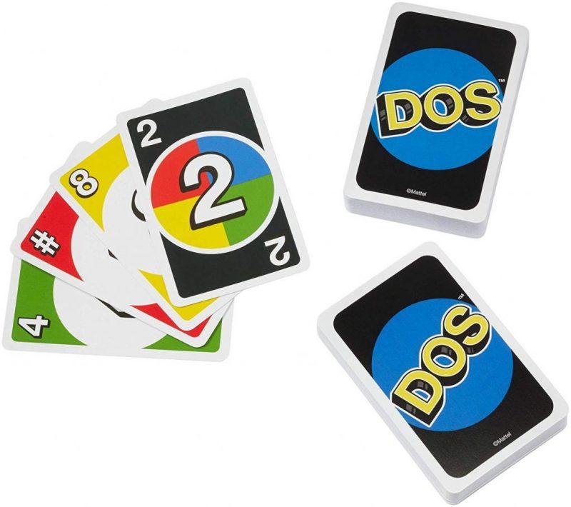 dos juego de mesa como se juega