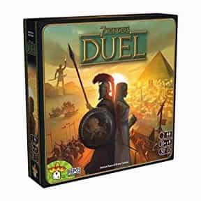 7 Wonders Duel juego sobre civilizaciones