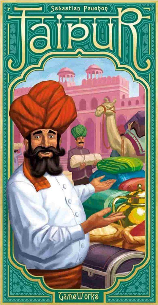 Jaipur juego de cartas para dos