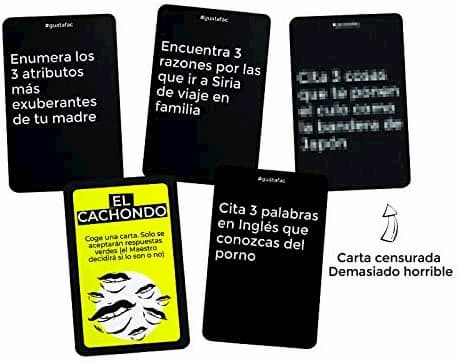 cartas juego guatafac pdf