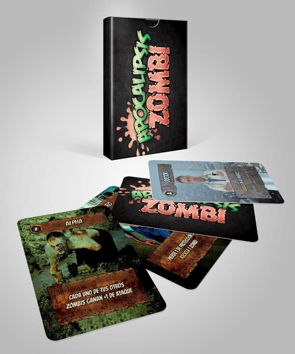 apocalipsis zombi para imprimir