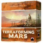 miniatura terraforming mars caja del juego